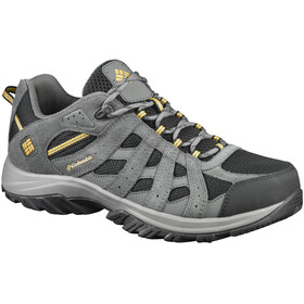 Columbia Canyon Point WP Shoes Men Black/Squash